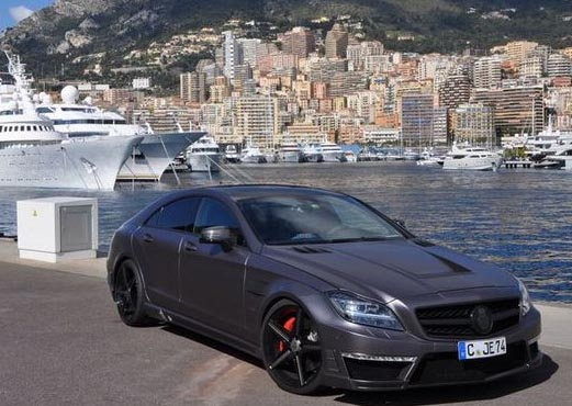 Тюнинг Mercedes-Benz CLS 63 AMG фото